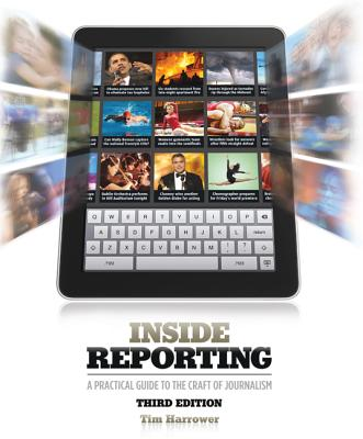 Inside Reporting By Harrower, Tim